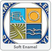 Soft Enamel - Economical Class