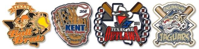 Baseball Trding Pins