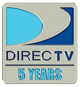 DirecTV Custom Lapel Pins
